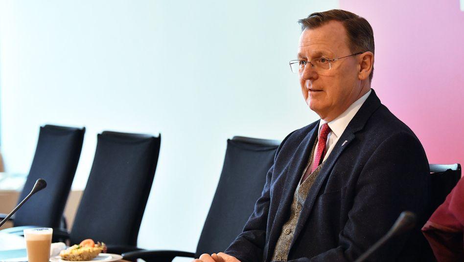 Bodo Ramelow: bald wieder Ministerpräsident?