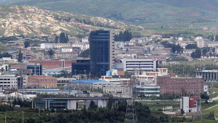 Industriepark Kaesong in Nordkorea: Lange geöffnet, jetzt geschlossen
