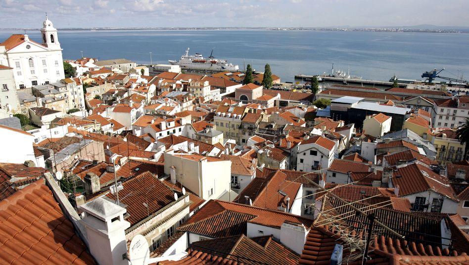 Lissabons Altstatdviertel Alfama
