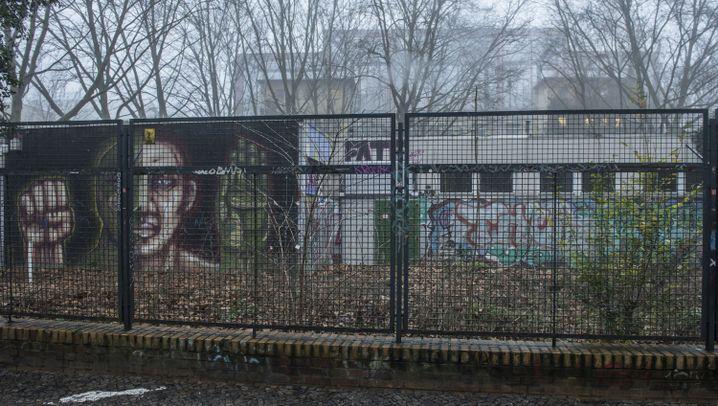 Flüchtlinge in Berlin: Kampf um ein Schulgebäude