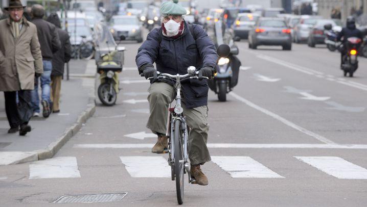 Feinstaub im Jahr 2030: Städte mit besonders dicker Luft