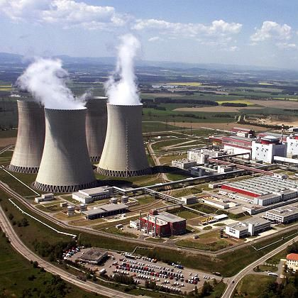 Atomkraftwerk Temelin (Archivfoto): Erneuter Störfall