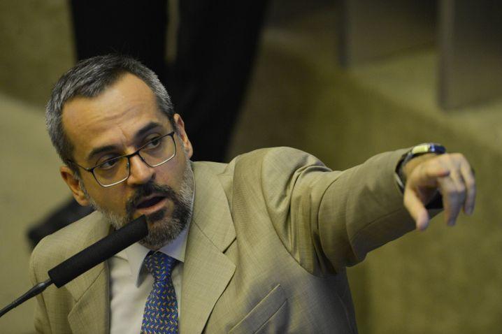 Abraham Weintraub, Bildungsminister