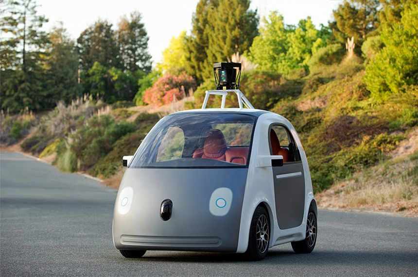 Google / self-driving vehicle