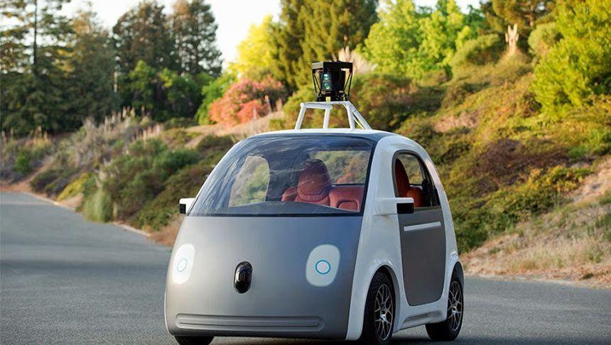 """Erster Prototyp des Google-Autos: """"Sprechen mit den großen Herstellern"""""""