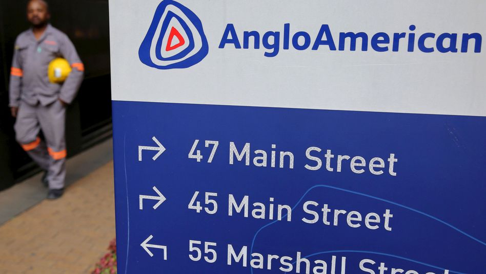 Anglo American Sitz in Johannesburg
