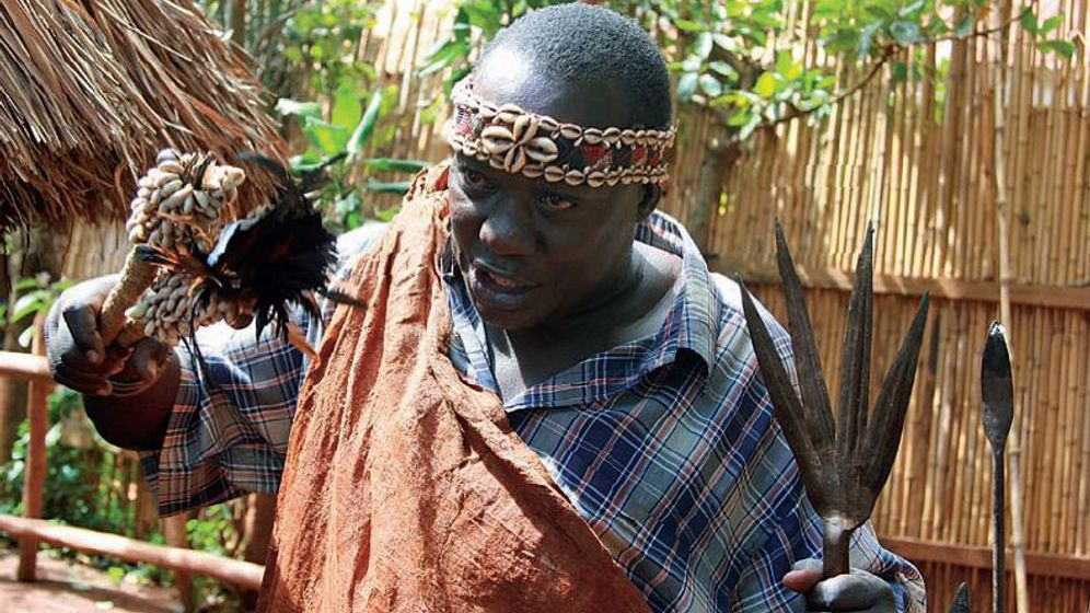 Photo Gallery: Visiting The Witchdoctor's Clinic