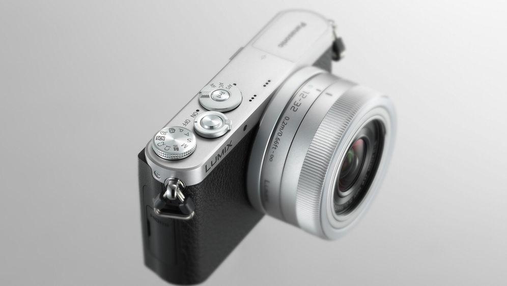 Kleine Systemkamera: So sieht die Panasonic GM1 aus