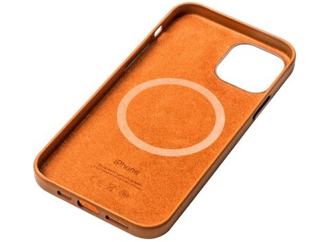 Hersteller: AppleArt: magnetische Hülle+ wertige Oberfläche+ voll MagSafe-kompatibel- kippelt etwas- teuer