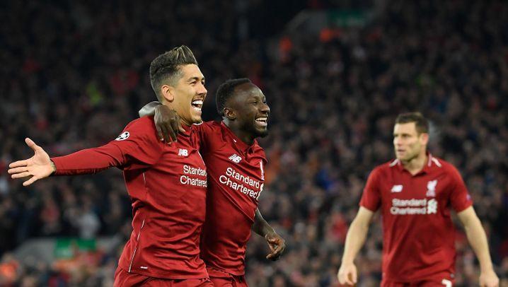 Champions League: Auf dem Weg ins Halbfinale