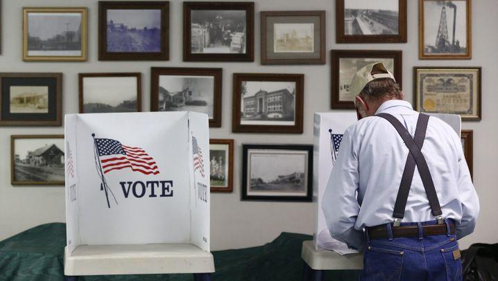 Neuauszählung bei US-Wahl: So viele Stimmen, so wenig Zeit