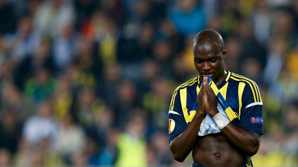 Fenerbahçe-Profi Sow: Club für drei Jahre von der Uefa gesperrt