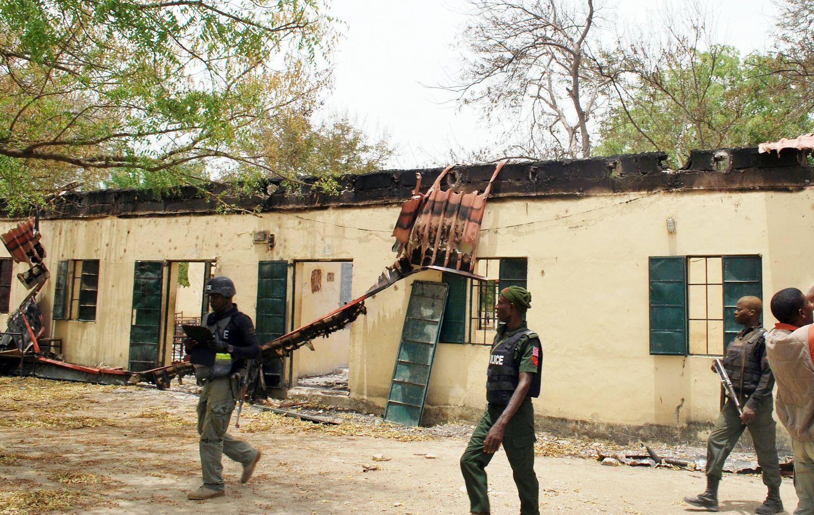 Nigeria/ Verschleppte Mädchen