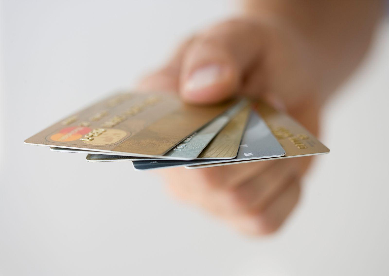NICHT MEHR VERWENDEN! - Kreditkarte