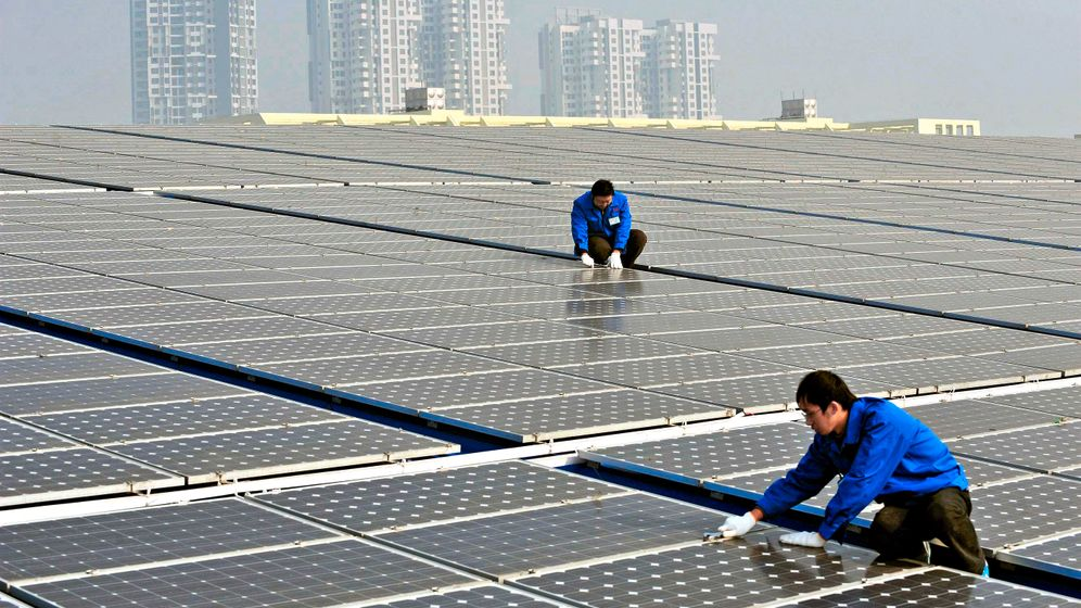 Photo Gallery: A New Environmental Focus in China
