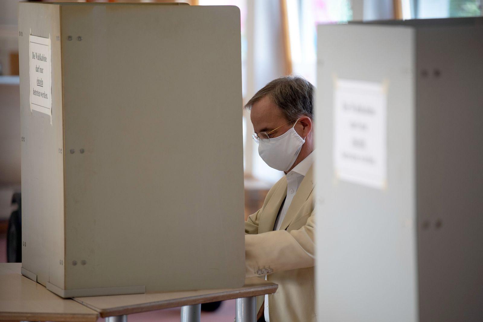 Kommunalwahlen in Nordrhein-Westfalen