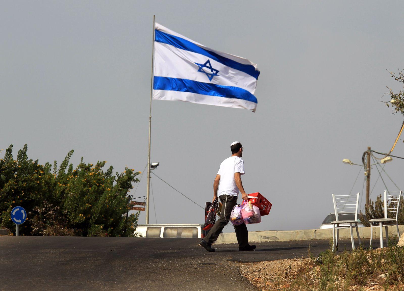 Situation im Westjordanland