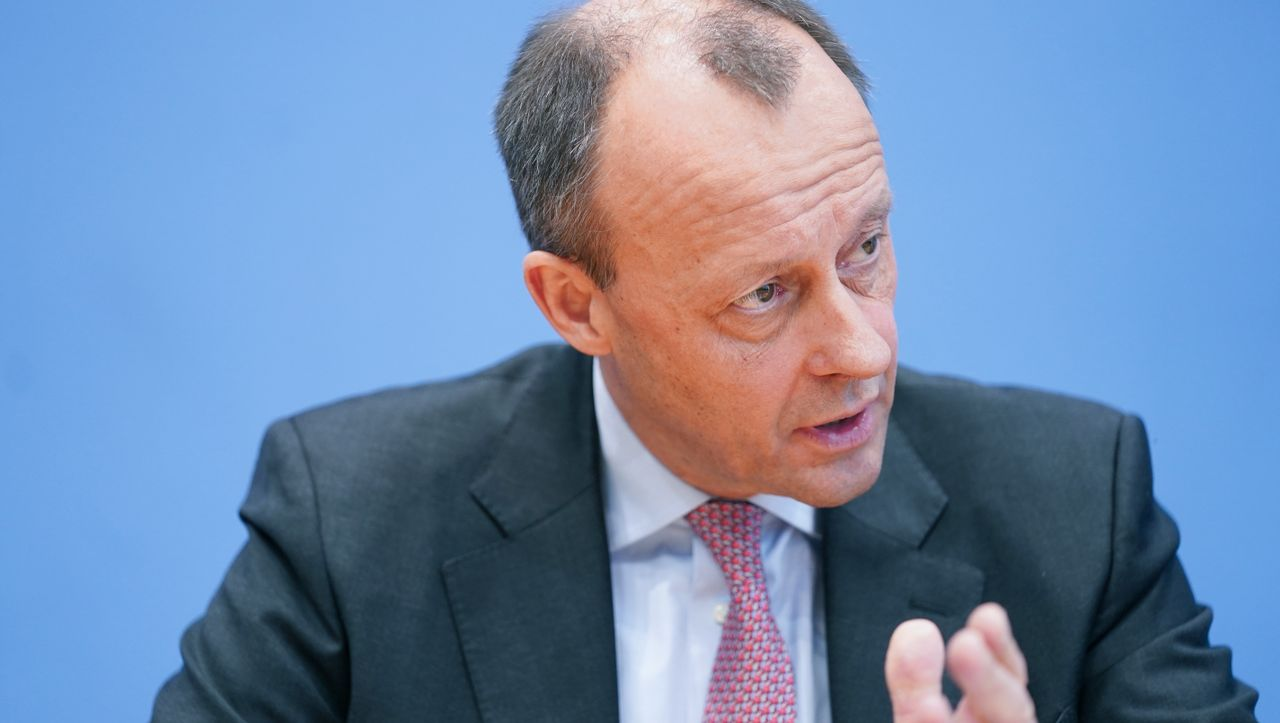 Union in der Krise: Friedrich Merz wirft CDU-Spitze Führungsversagen vor