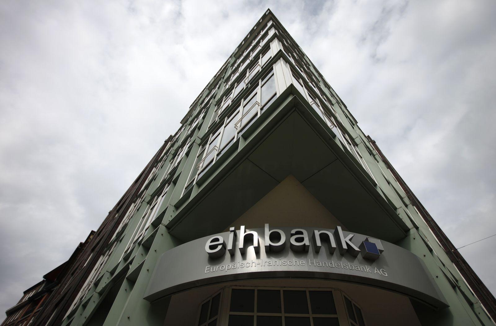 Europäisch-Iranischen Handelsbank/ Eihbank/ Iran