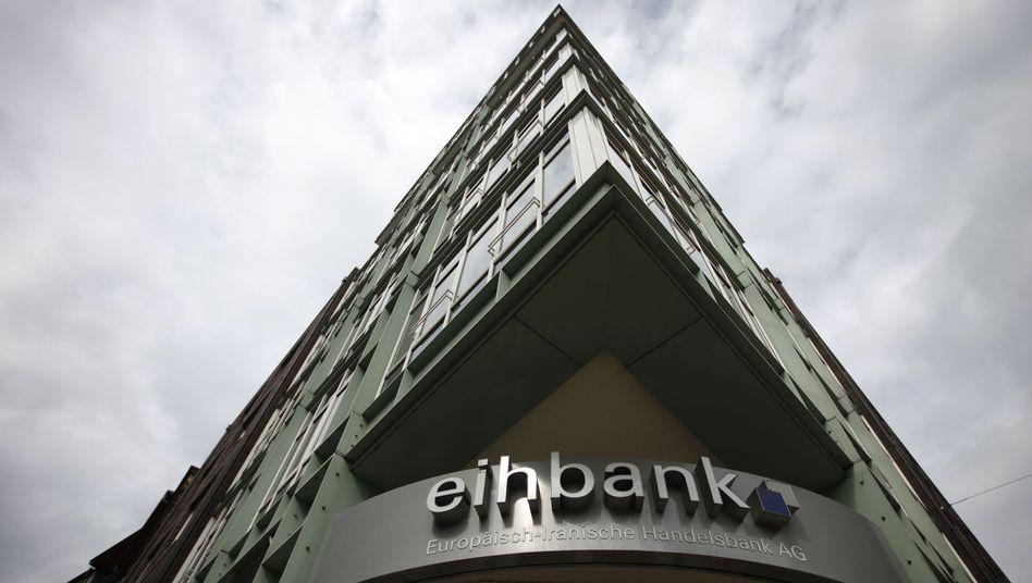 Eihbank in Hamburg