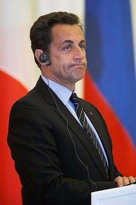 French President Nicolas Sarkozy is feeling the pressure.