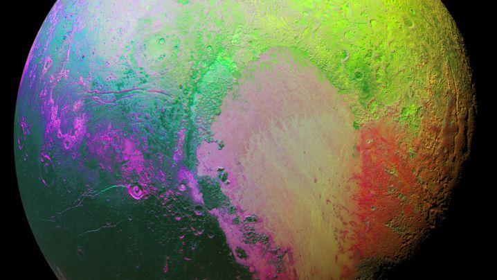 Pluto: Erstaunlicher Zwergplanet