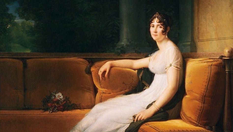 Schlichte Eleganz: François Gérard malte Joséphine Bonaparte 1801 als französische First Lady