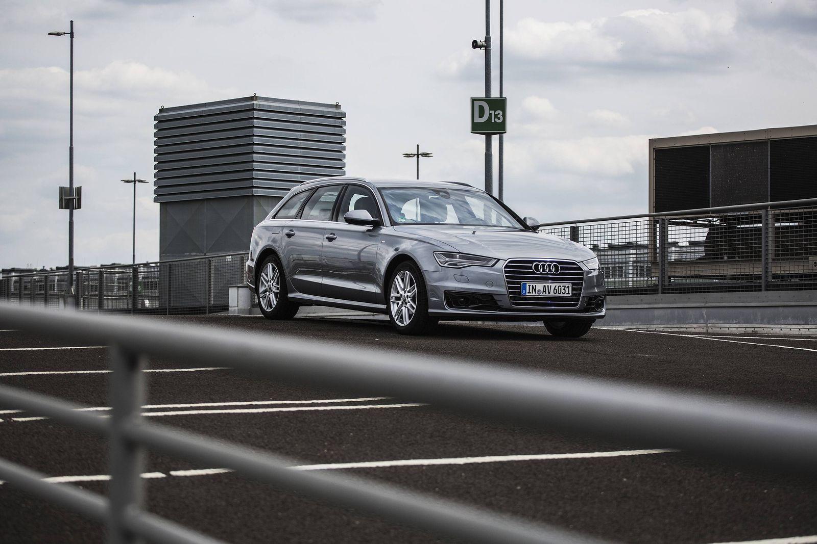 EINMALIGE VERWENDUNG Audi A6