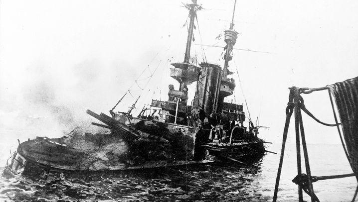 Schlacht von Gallipoli: Tod in den Dardanellen