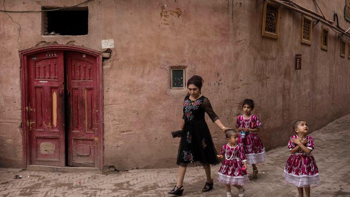 Uiguren in China: Angst vor dem Lager