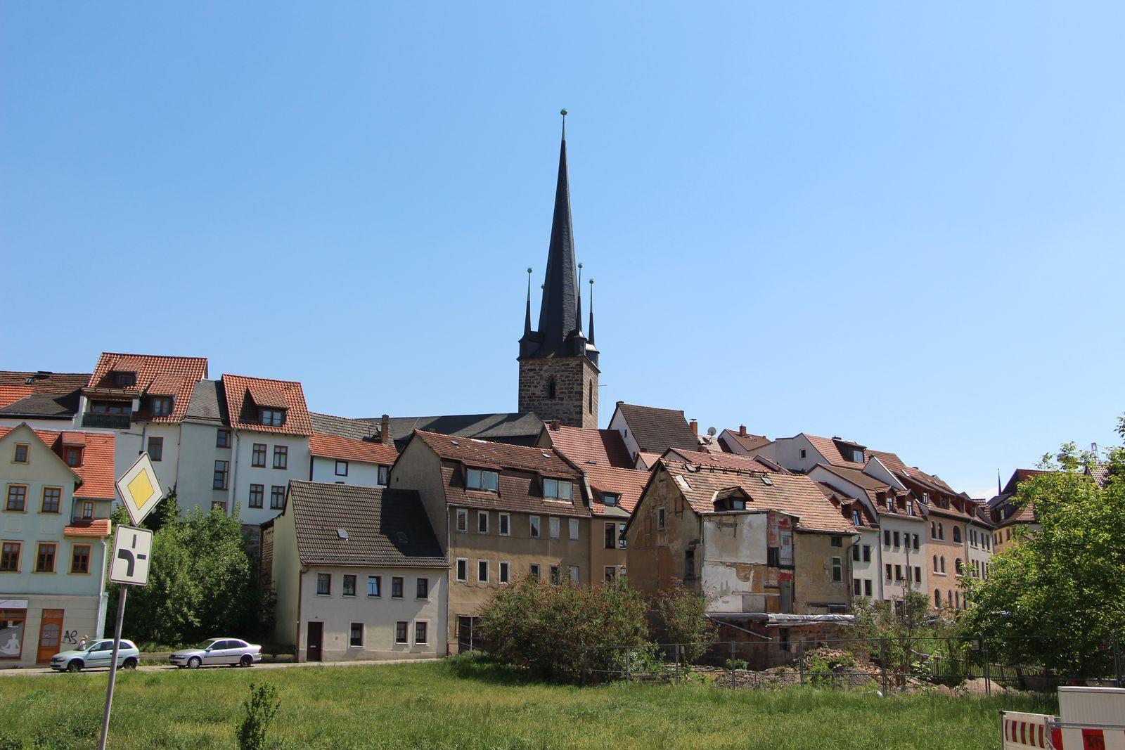 Thüringen/ Kahla
