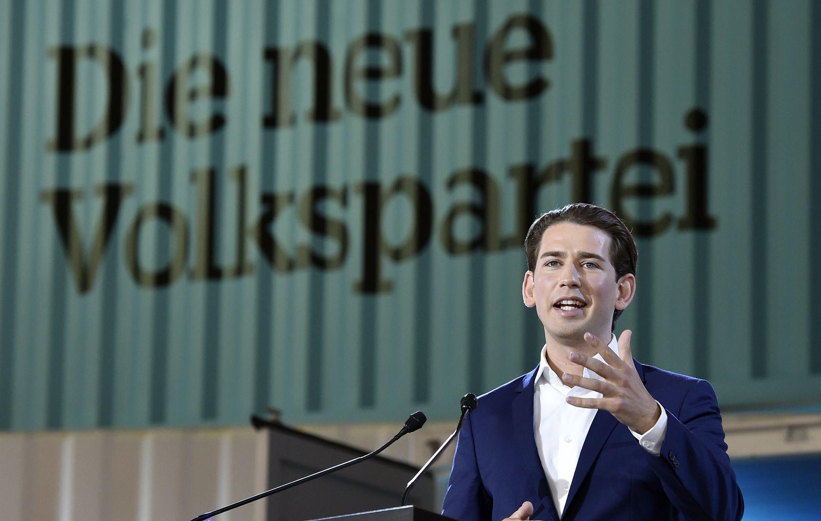 ÖVP segnet Neuausrichtung ab