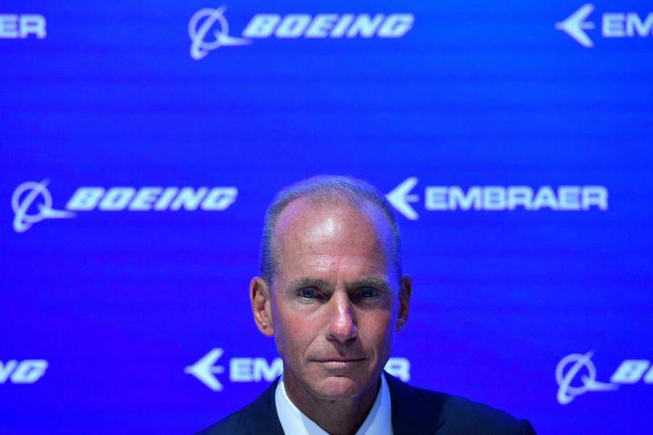 (Keine) Angst vorm Fliegen: Boeing-Chef Dennis Muilenburg
