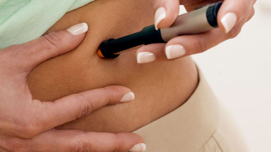 Insulin-Injektion: Rückruf als Vorsichtsmaßnahme