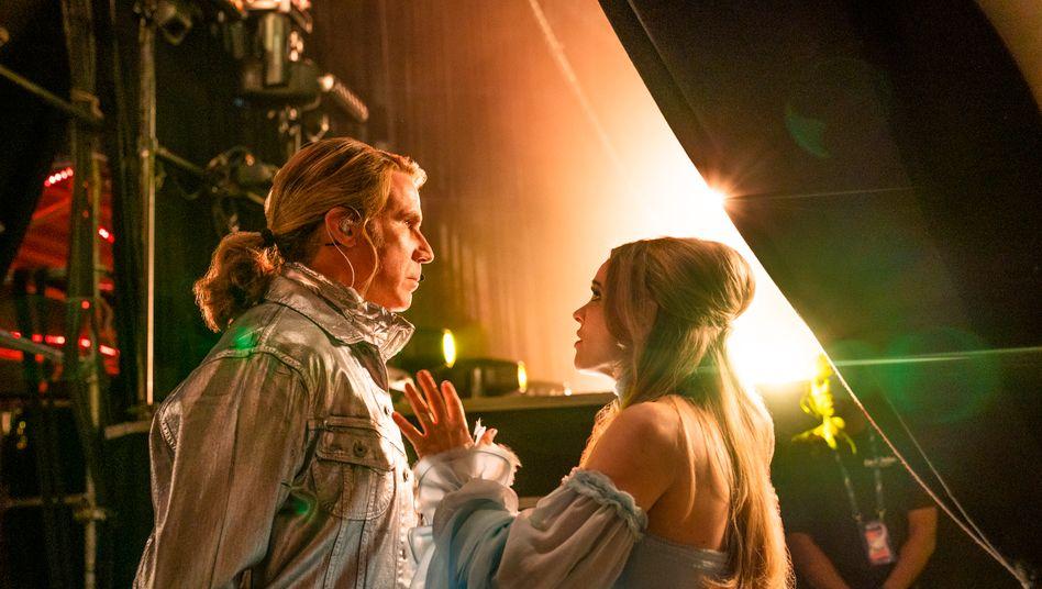 Lars und Sigrit – das Duo Fire Saga hinter den Kulissen des Eurovision Song Contest