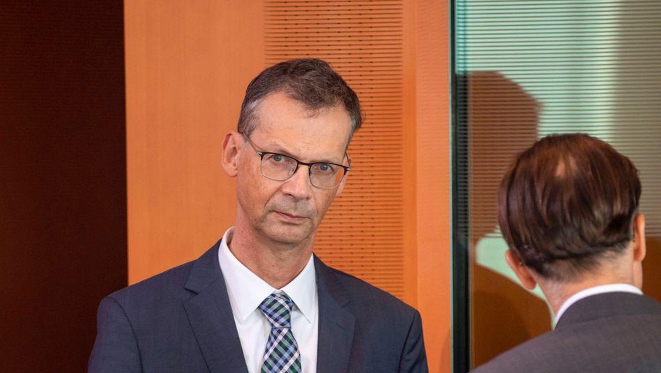 Merkel-Berater Uwe Corsepius