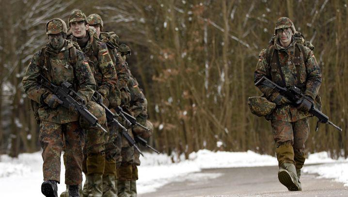 Werbefeldzug der Bundeswehr: Nachwuchs, angetreten!