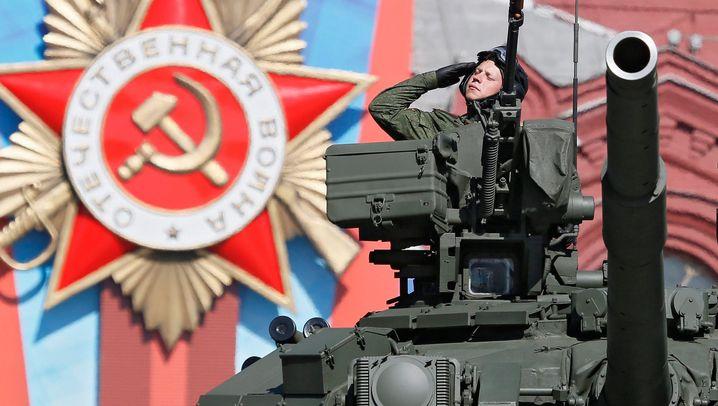 Moskau: Putin öffnet seinen Waffenschrank