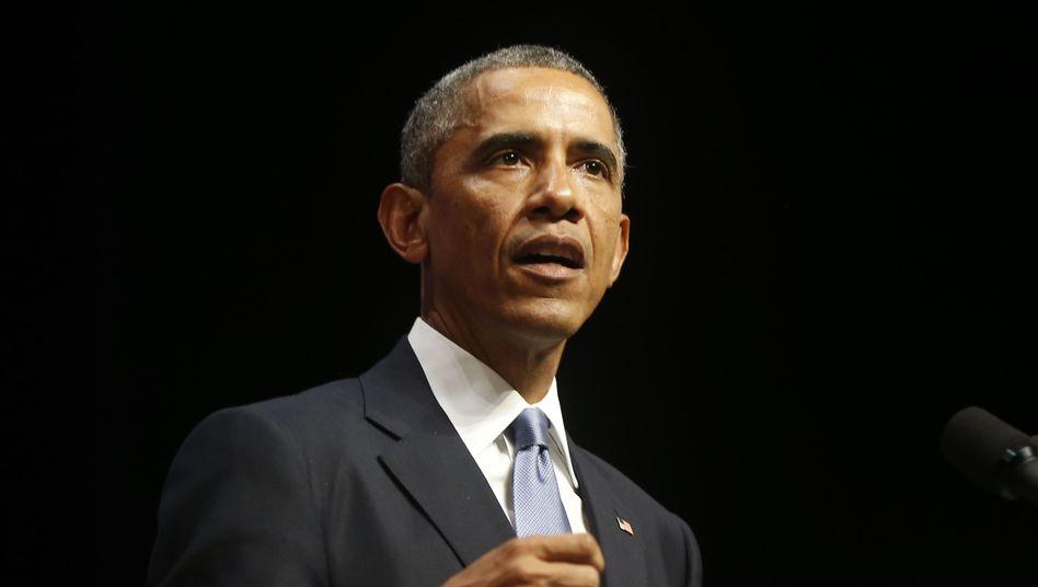 """US-Präsident Obama: Wie den """"Islamischen Staat"""" bekämpfen?"""