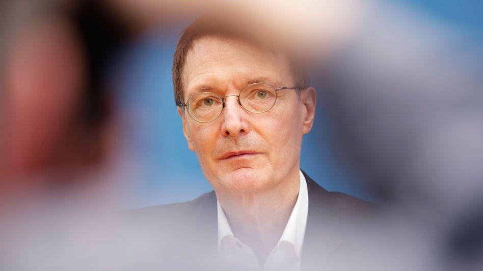 Karl Lauterbach: SPD-Gesundheitspolitiker und studierter Epidemiologe