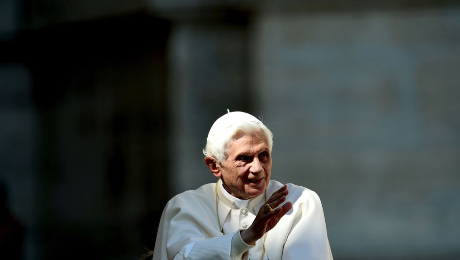 Pope Benedict XVI is about to heal a rift with the Society of St. Pius.