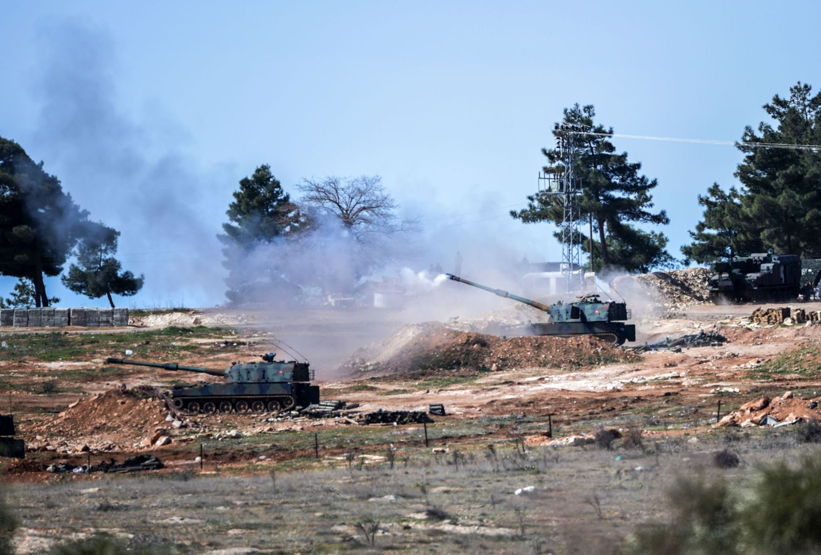Türkei / Syrien