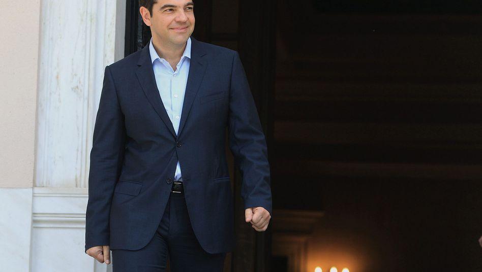 Griechischer Premier Tsipras: Linker Flügel von Syriza sehr aufgebracht