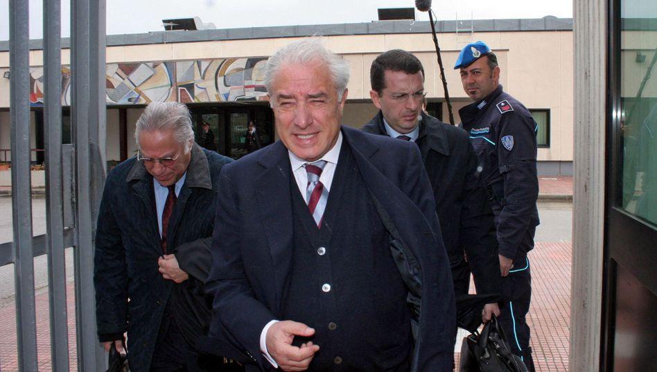 Ex-Senator Dell'Utri: Festnahme in Beiruter Luxushotel