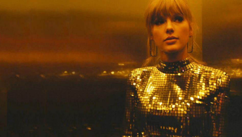 "Szene aus ""Miss Americana"": Schlüssel zu Taylor Swifts Innerem?"
