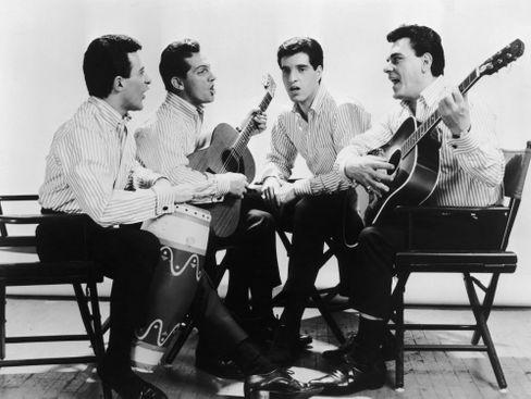 The Four Seasons, 1963