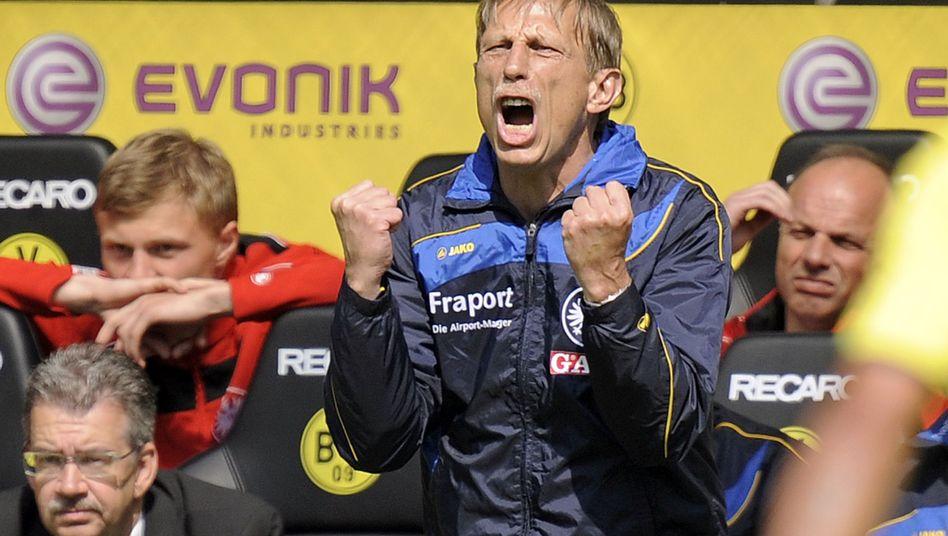 Trainer Daum: Neues Engagement in Brügge