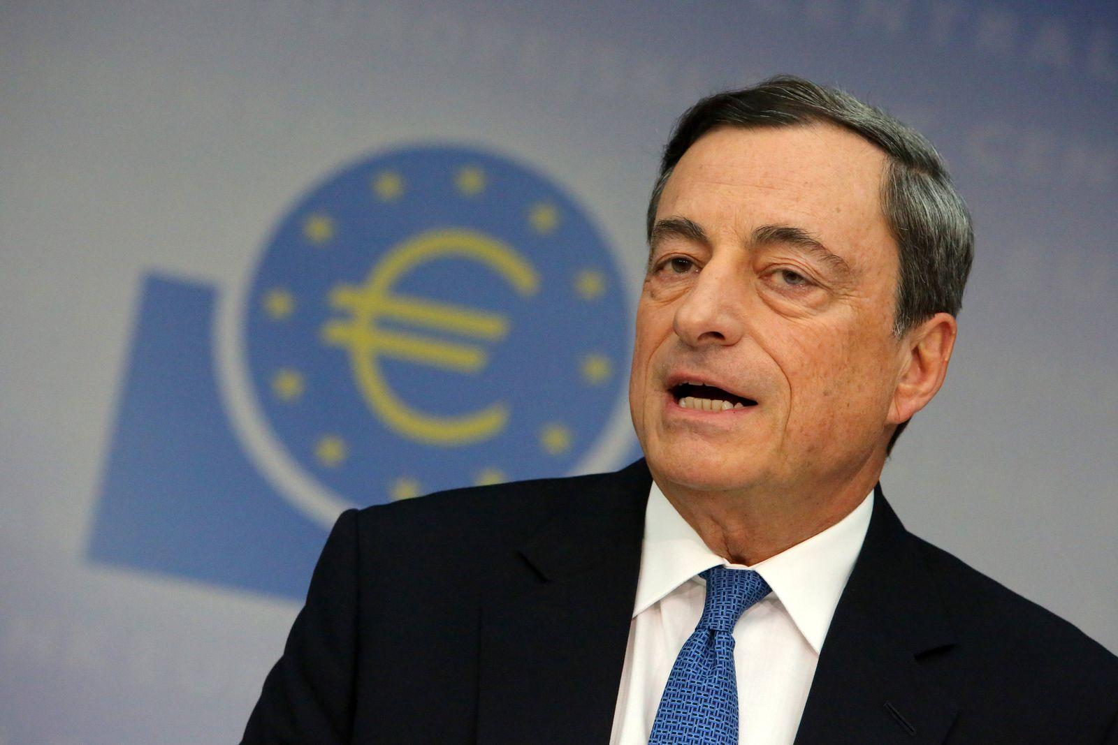 Jahresrückblick 2014 - Mario Draghi