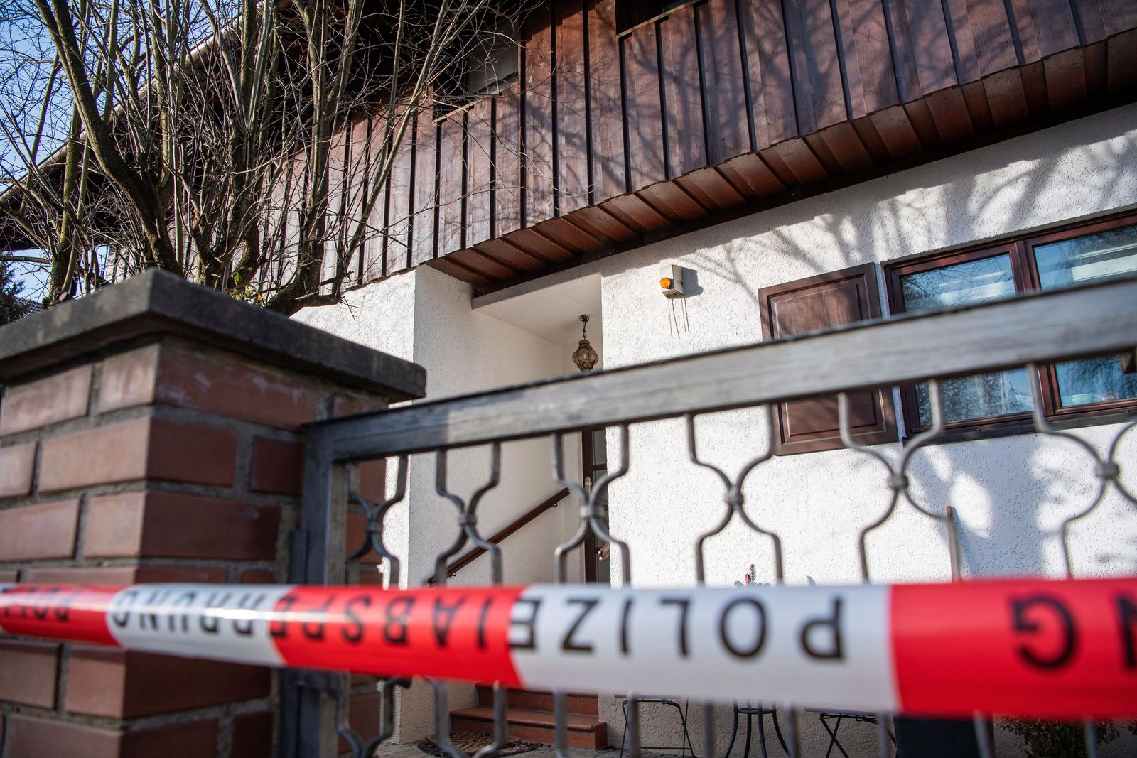 Eltern und Sohn in Starnberg ermordet