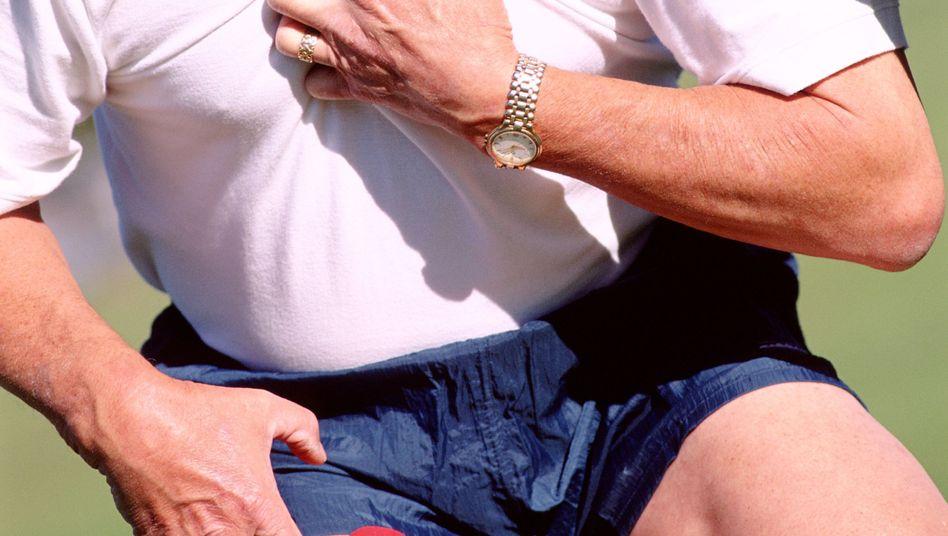 Herzinfarkt (Symbolbild): Je mehr Risikofaktoren, desto besser die Überlebenschance
